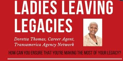Ladies Leaving Legacies Session 2: Life Insurance Awareness Month