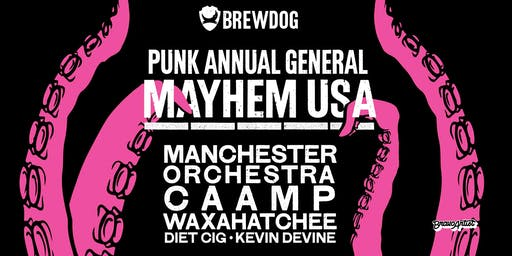 BrewDog Annual General Mayhem