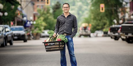 Grocery Story Book Tour with Jon Steinman  tickets
