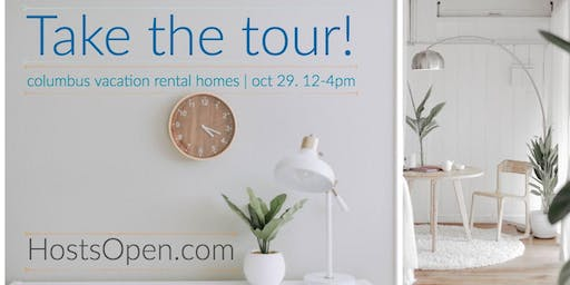 Columbus Host's Open Airbnb Home Tour 2019