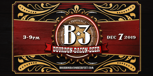 B3 Bourbon Bacon Beer Fest 2019