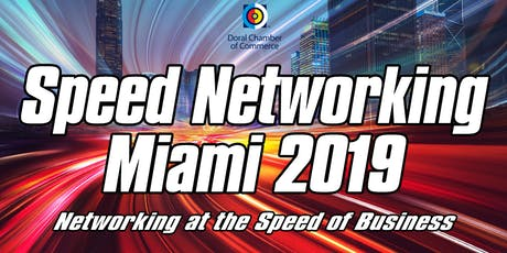 Speed Networking at IKEA Miami tickets