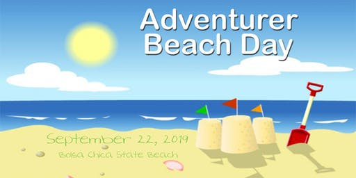Adventurer Beach Day 2019