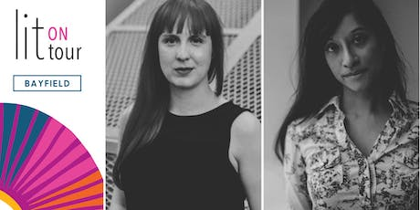 Lit On Tour Bayfield: In Conversation with Doyali Islam and Anna Maxymiw tickets