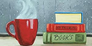 "CANVAS CLASS: ""Rainy Day Reading"" Adult Paint & Sip"