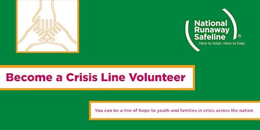 NRS Volunteer Orientation: Become a Crisis Line Volunteer!