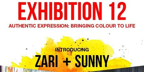 Exhibition 12 : Authentic Expression  tickets
