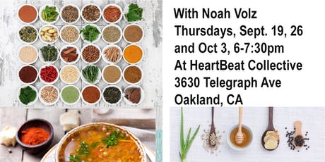 Fall Ayurvedic Cleanse Workshop tickets