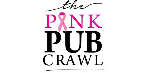The Pink Pub Crawl
