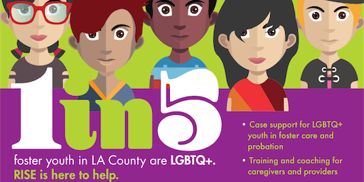 LGBTQ+ Youth Preparedness Training