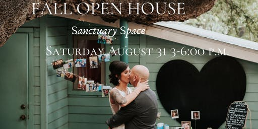 Fall Open House at the Sancutary Space
