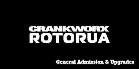 Crankworx Rotorua 2020 Tickets tickets