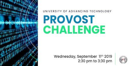 UAT Provost Challenge tickets