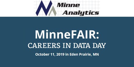 MinneFAIR: Careers in Data Day tickets