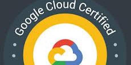 Five Weekends Training for Google Professional Data Engineer Certification tickets