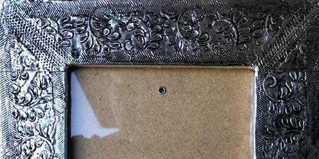Metal Embossing Workshop tickets