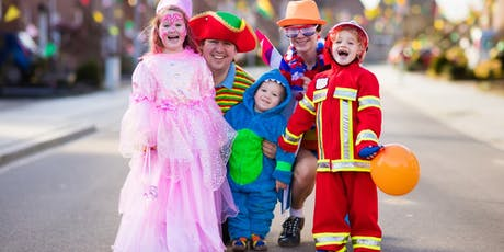KID'S HALLOWEEN COSTUME CONTEST WITH A FREE MEDALLION METAL  IN FOLSOM tickets