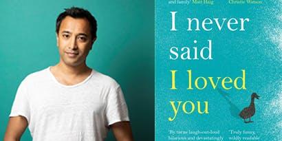 RHIK SAMADDER - I NEVER SAID I LOVED YOU