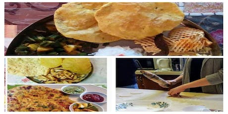 Indian Vegan Cooking Class - Flatbreads  tickets