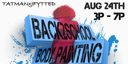 Back2School Body Painting Party