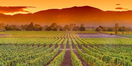 Napa Valley vs Washington Wine Tasting - Crowfoot tickets