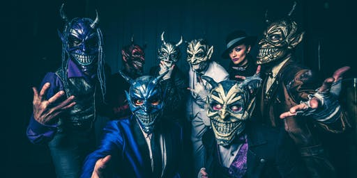 Mushroomhead Halloween Tour