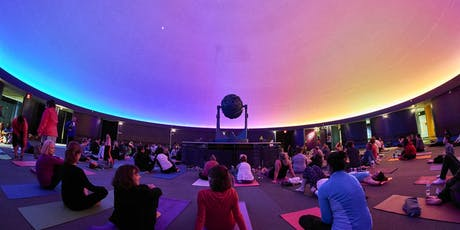 Yoga Under the Stars tickets