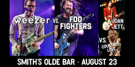 Friday Night Rock Fight tickets