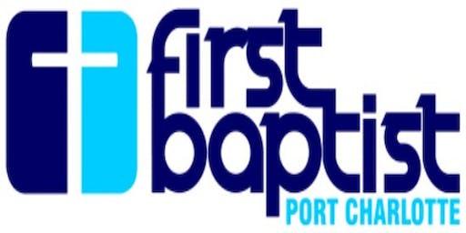 Port Charlotte, FL Hands-On Security Seminar -First Baptist Port Charlotte