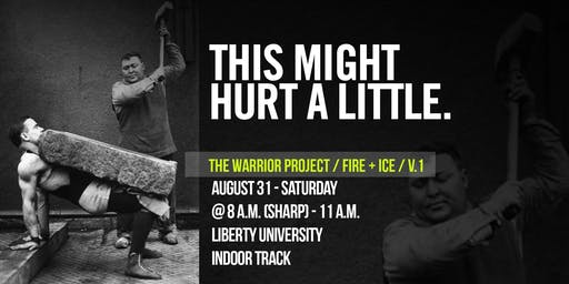 The Warrior Project: Fire + Ice V.1