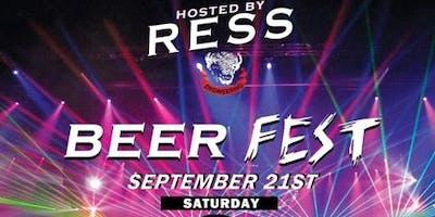 BeerFest Welcome Week