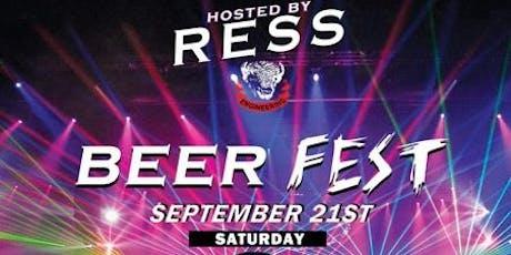 BeerFest Welcome Week tickets