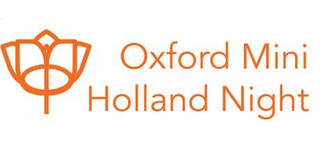 Oxford Mini Holland Night tickets