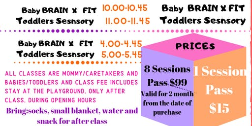 Babies Brain X Fit Evening Introductory Sessions
