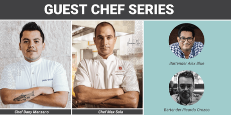 GUEST CHEF SERIES boletos