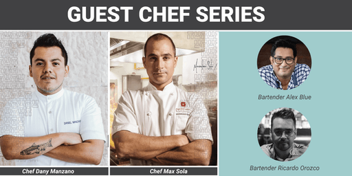 GUEST CHEF SERIES