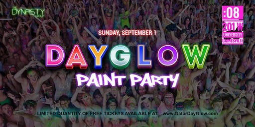 DAYGLOW PAINT PARTY 2019