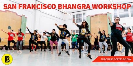 San Francisco Bhangra Workshop tickets