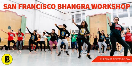 San Francisco Bhangra Workshop