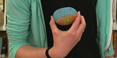 AnA Project's : Art of Rock Painting and Geocaching  for Children 10 and up tickets
