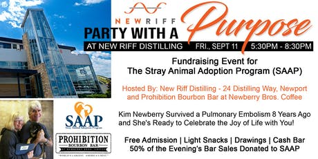 "You're Invited To My ""Party With A Purpose!"" tickets"