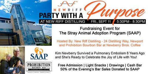 "You're Invited To My ""Party With A Purpose!"""