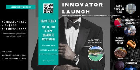 Innovator Launch tickets