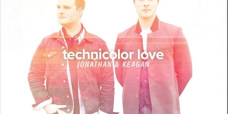 Jonathan &  Keagan Casting Call for Technicolor Love (Music Video) tickets