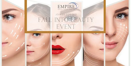 Fall into Beauty Event tickets