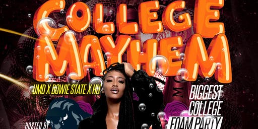 College Mayhem  : Biggest College B2S Party