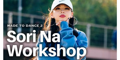 Made To Dance: Session2 - Sori Na Dance Workshop in Minneapolis tickets