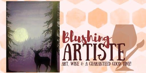 Blushing Artiste - September 27th