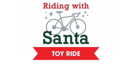 Riding with Santa 2nd Edition – Toy Ride tickets
