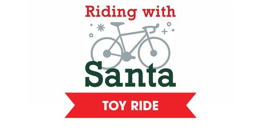 Riding with Santa 2nd Edition – Toy Ride